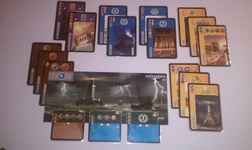 7 Wonders Strategy Winning Picks For The Lighthouse Of Alexandria Side B